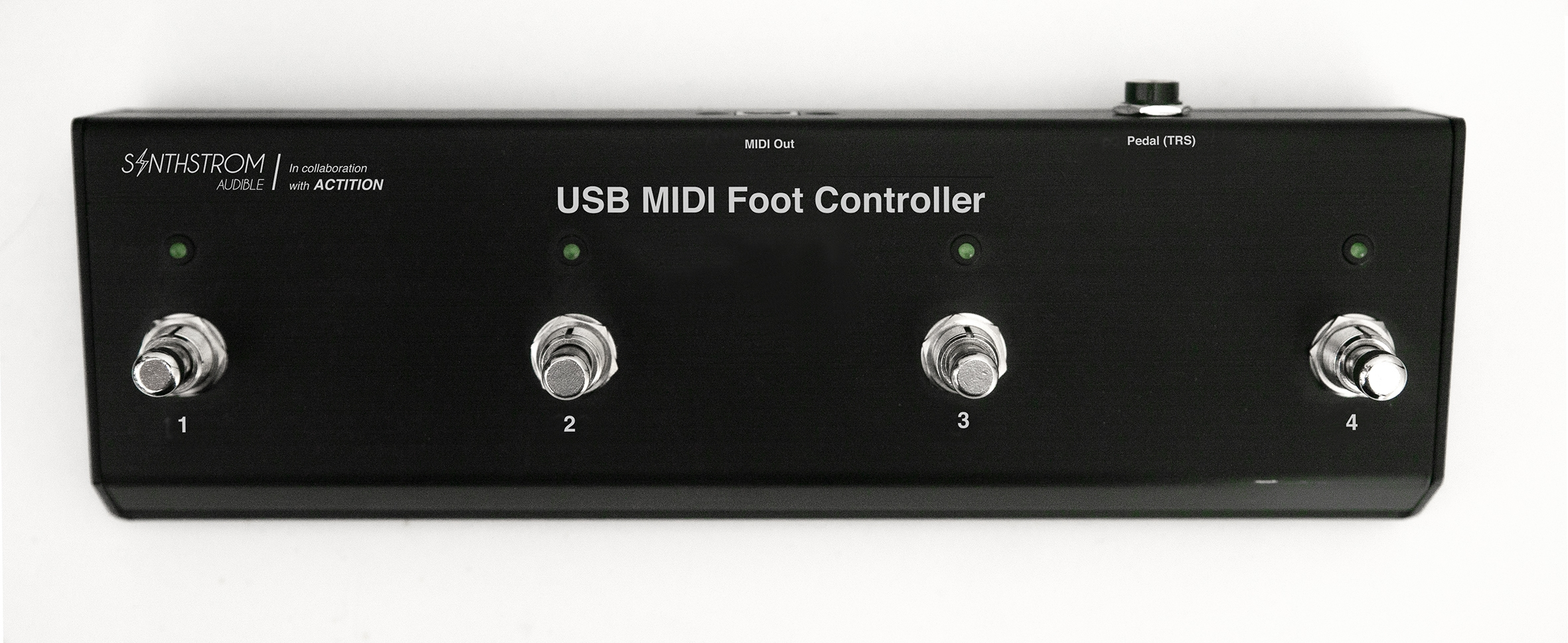 USB MIDI Foot Controller — Synthstrom Audible